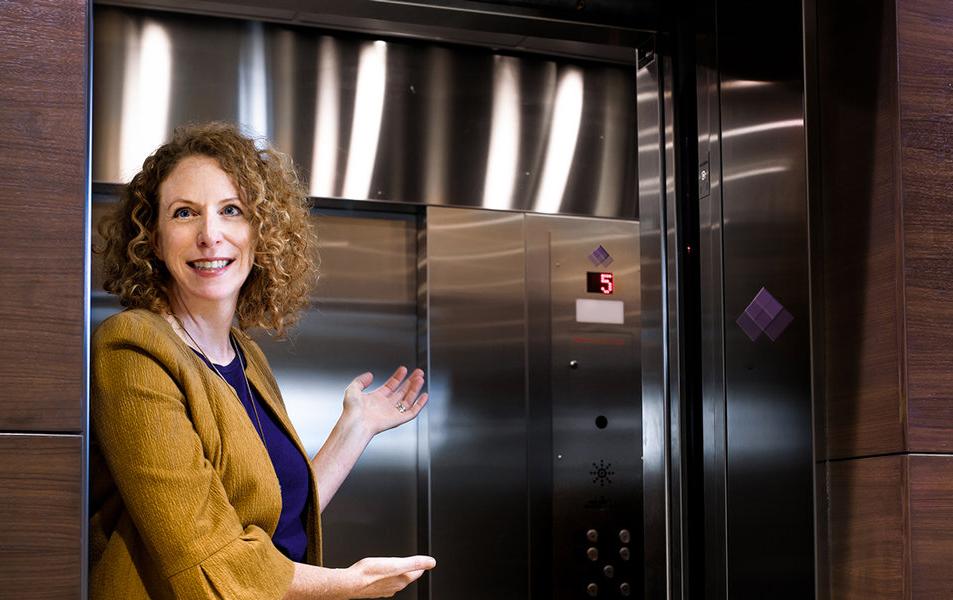 Wendy Brookhouse - Elevator
